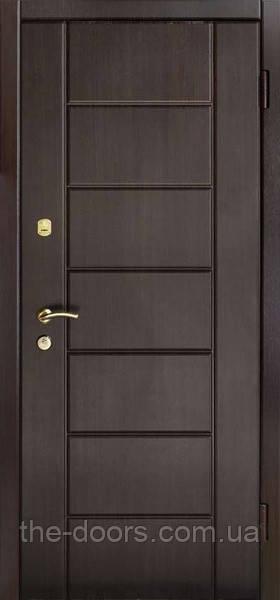 Входная дверь Каскад серия Премиум модель Канзас