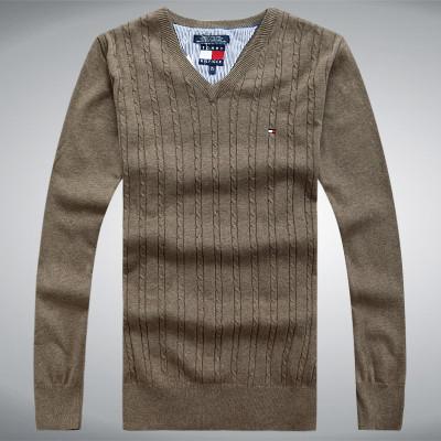 Разные цвета Tommy original Мужской свитер пуловер джемпер томми