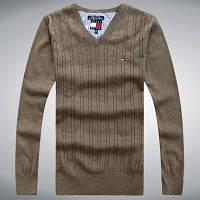 Разные цвета Tommy original Мужской свитер пуловер джемпер томми в наличии