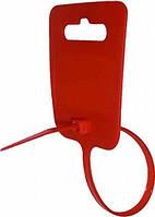 Хомут маркировочный e.dct.stand.5.200.red