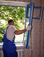 Демонтаж оконных и дверных блоков