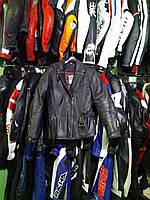 Мото куртка б/у кожа женская HELD