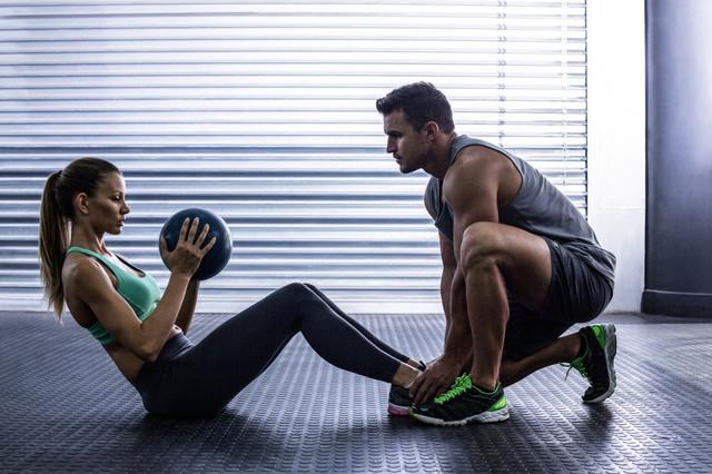 Товары для фитнеса, гимнастики и йоги