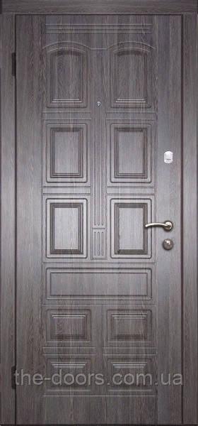 Вхідні двері Каскад серія Преміум модель Стоун