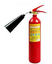 Огнетушитель угликислотный ОУ-3,5