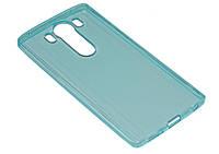 Силиконовый чехол Ultra-thin на LG V10 H961S Turquoise
