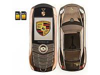 Телефон кнопочный Porshe F977 (2SIM)   . f
