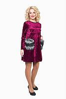 Женское платье больших размеров Монти р.46,48,50,52