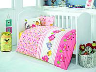 Детское постельное белье для младенцев Eponj Home Zuzu Pembe