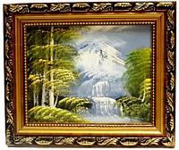 Картина масло 20х25 в багете