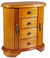 Шкафчик для украшений King Wood