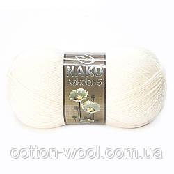 Nako Nakolen 5 (Нако Наколен 5) 208 белый