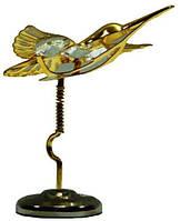 Статуэтка колибри, камни своровски 70х90х30