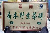 Пуэр Шен, зеленый 2009г, 250 грамм