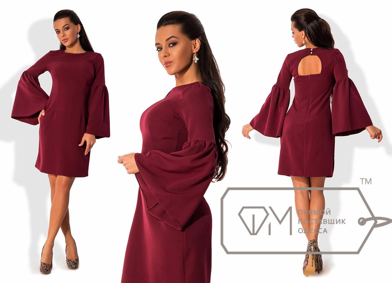 cbae6eb59a24d9a Платье с широкими рукавами - All You Need - прямой поставщик женской одежды  оптом и в