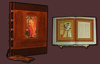 Камасутра. Большая коллекция кожаный переплет, ручная работа