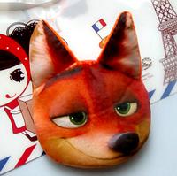 Универсальный кошелек-сумочка в форме лиса