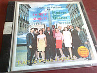 The Modern Jazz Quartet And The Swingle Singers Place Wendome CD б/у