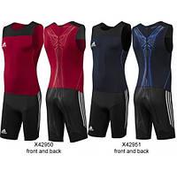 Трико тяжелоатлетическое Adidas adiPower Weightlifting Suit Men