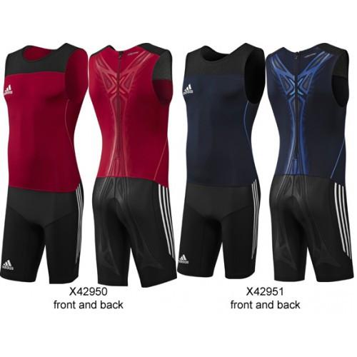 Трико тяжелоатлетическое Adidas adiPower Weightlifting Suit Men - Maximus-Sport в Киеве