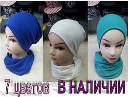 Шапка и шарф -Набор