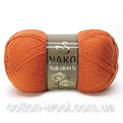 Nako Nakolen 5 (Нако Наколен 5) 6963 терракот