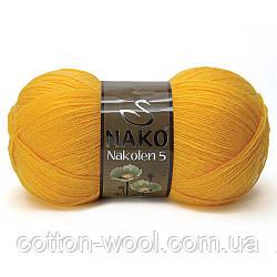 Nako Nakolen 5 (Нако Наколен 5) 3052 желтый