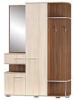 Прихожая Интер Мебель Сервис 2160х1500х445 мм
