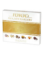 Подарочный набор конфет Ferrero Golden Gallery (ферреро), 216 гр., фото 1
