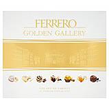 Подарочный набор конфет Ferrero Golden Gallery (ферреро), 216 гр., фото 4