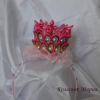 Обруч Новогодняя корона