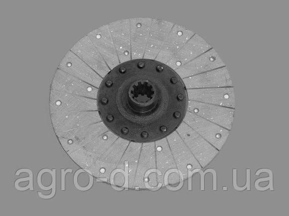 Диск сцепления ведомый ЮМЗ (45-1604040-А3), фото 2