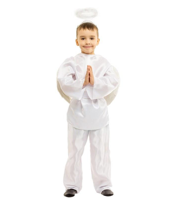 Карнавальный костюм ангела для мальчика оптом 7 км