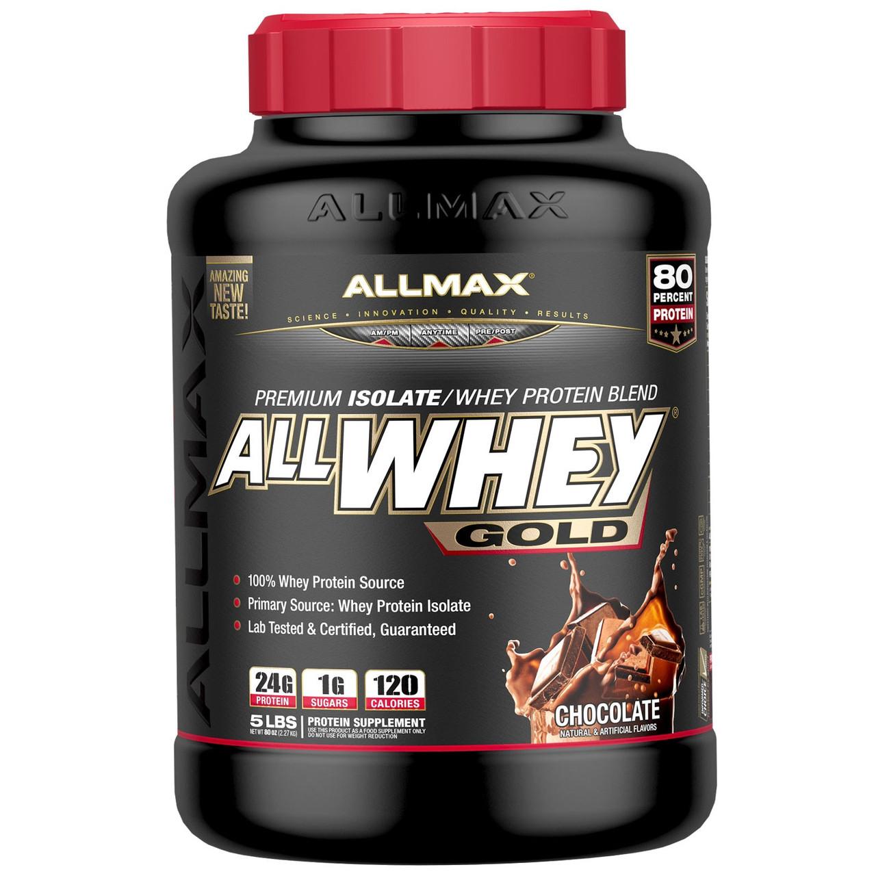 Allmax AllWhey Gold 2270g