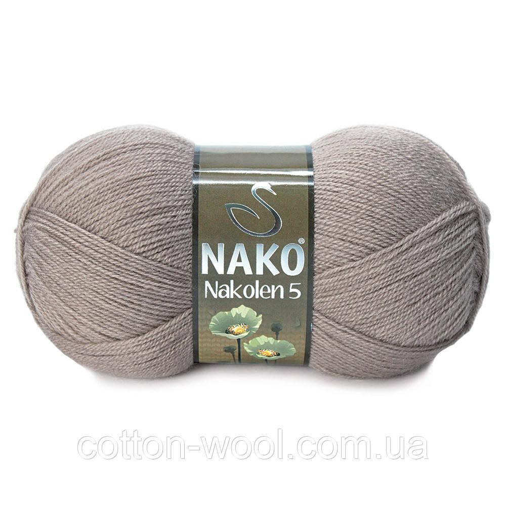 Nako Nakolen 5 (Нако Наколен 5) 257 беж