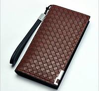 Клатч портмоне Baellerry  SA017Br коричневый, фото 1