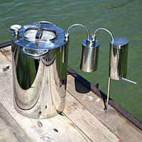 Огневой дистиллятор на 30 литров