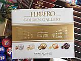 Подарочный набор конфет Ferrero Golden Gallery (ферреро), 216 гр., фото 2