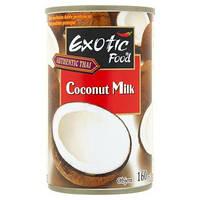 "Кокосовое молоко ""Ex. Food"" 160 мл, Таиланд"