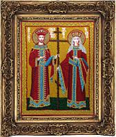 """Набор для вышивки бисером """"Св.Константин и Св.Елена"""""""