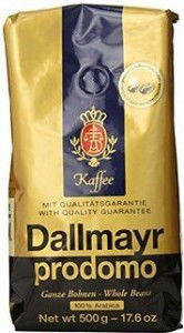 Кофе в зернах Dallmayr Prodomo 500г, фото 2