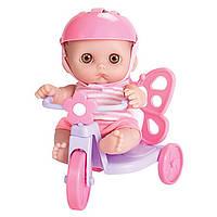 Berenguer, кукла Мими - на велосипеде, 21 см