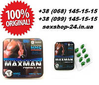 """MaxMan V"" ( капсулы, 8 шт.) МаксМен 5  препарат для повышения потенции"