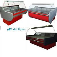 Холодильные витрины Айстермо - лучшая цена! Гарантия, рассрочка, доставка по Украине