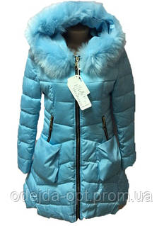 Теплая женская куртка оптом