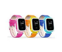 Детские GPS часы Smart Baby Watch Q100 с WiFi
