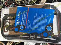 Набор прокладок двигателя Ваз 2101 2102 2103 2104 2105 2106 2107 (76) полный герметик АвтоВаз
