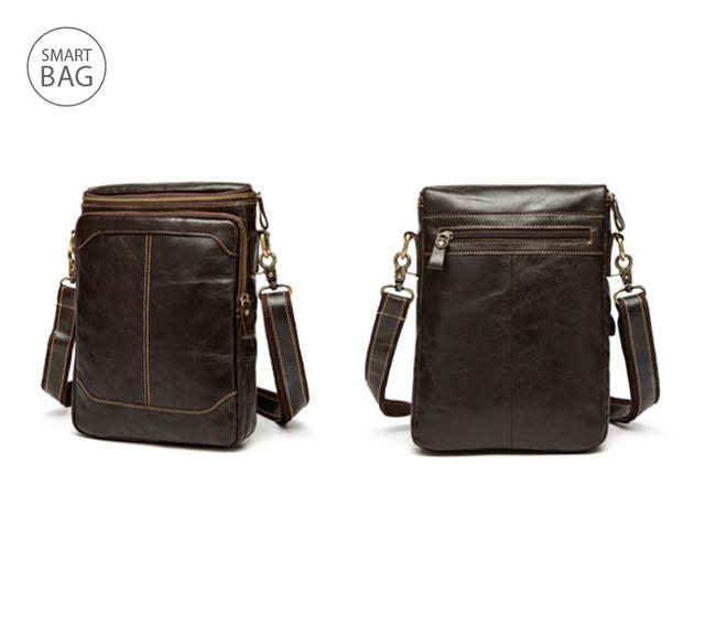 a4590fbde370 Мужская кожаная сумка на плечо Marrant | цена. Купить в интернет ...