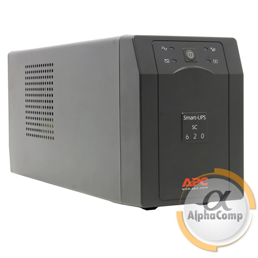 ИБП APC Smart UPS 620 SC (SC620I) без батареи БУ