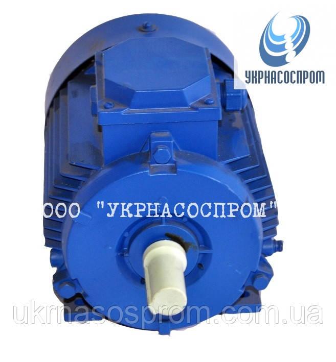 Электродвигатель АИР 160 S4 15 кВт 1500 об/мин